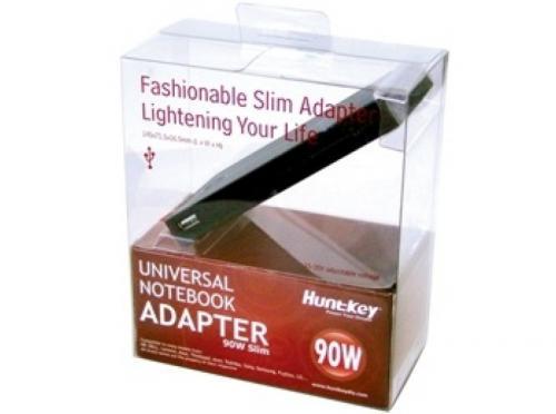 90W Slim Adaptor With USB Port