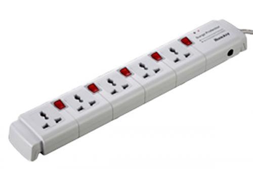 Huntkey Surge Protection 5 Sockets - (PZC504-2)