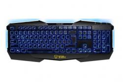 PROLiNK VELIFER Illuminated Gaming Keyboard (PKGM-9101)