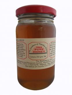 Mustard Honey With Glass Jar (250g) - (BK-012)