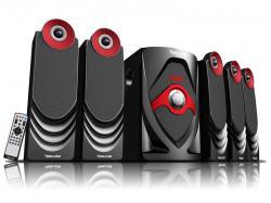 Yasuda 5.1 Channel Multimedia Speaker System (YS-855BT)