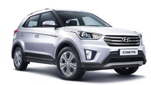Hyundai Creta SX+ Diesel - (SX-DIESEL)
