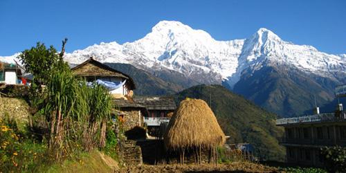 Himalayan Trekking Ghandruk and Ghorepani 7 days / 6 nights