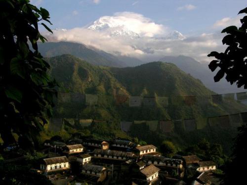 Himalayan Trekking Ghandruk and Ghorepani 6 days / 5 nights