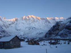 Himalayan Trekking Annapurna Base Camp 10 days / 9 nights