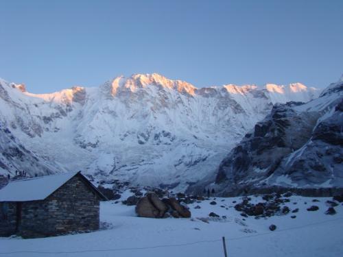 Himalayan Trekking Annapurna Base Camp 10 days / 9 nights