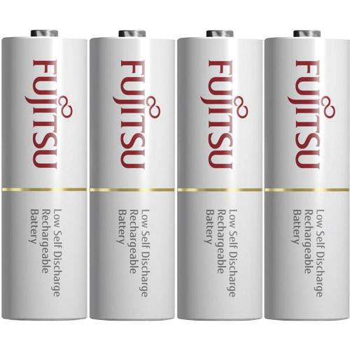 Fujitsu Ni-MH Battery (Rechargeable) - AA (2 PC Blister)