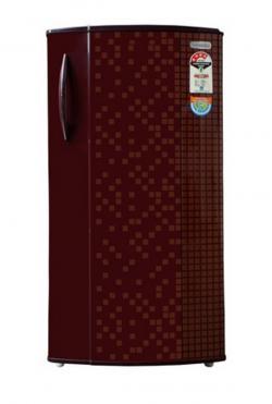 Yasuda Refirgerator (YVDR-MX170) -maroon pixel
