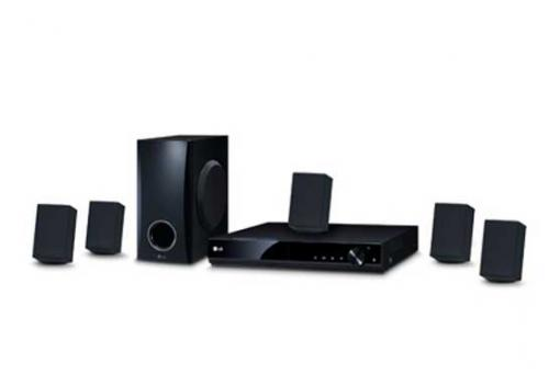 LG 5.1 DVD Home Cinema System
