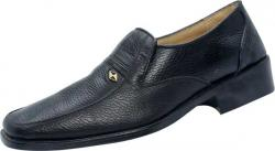 Black Leather Shoe (SS-M186)