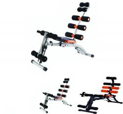 Six Pack Care Full Body Abdominal Back Leg Arms Exercise Machine
