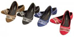 Emesto Ladies Pumps - (SAH-031)