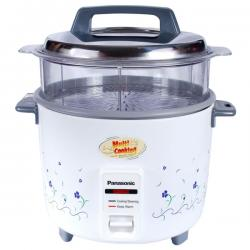 Panasonic Rice cooker (SR-WA18FHS) - Tefflon pan + steamer