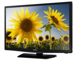 Samsung 24 Inch Slim LED TV - (UA-24H4100)