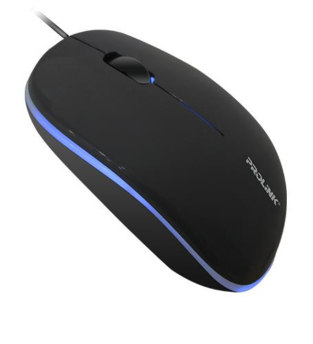 Prolink Wired Optical Mouse USB PMC1003