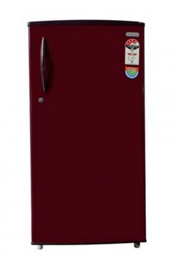 Yasuda Refrigerator (YVDR-170l) - Burgundy Red
