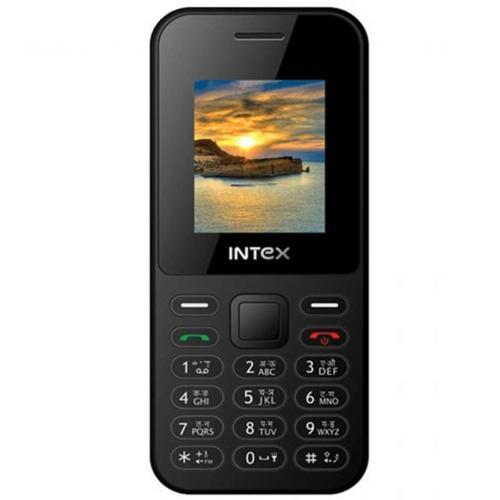 Intex Eco 105 Black
