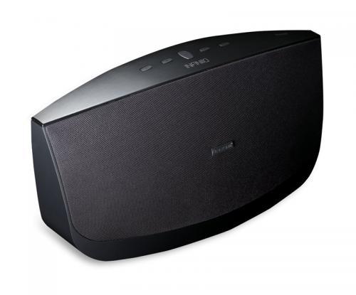 Elysium Infiniio Bluetooth Wireless Hi-Fi - Gun Metal