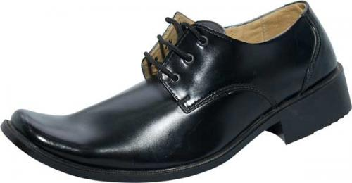 Black Stylish College Shoe (SS-M179)