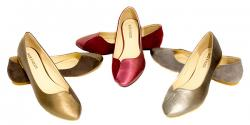 Eligia Ladies Pumps - (SAH-028)
