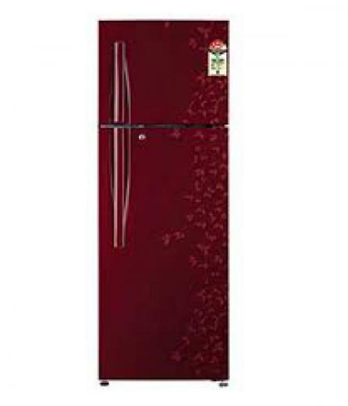 LG Double Door Refrigerator (GL-B292RPTL) - 258 Ltr