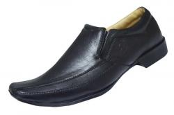 Formal Black Leather Shoe (SS-M2790)