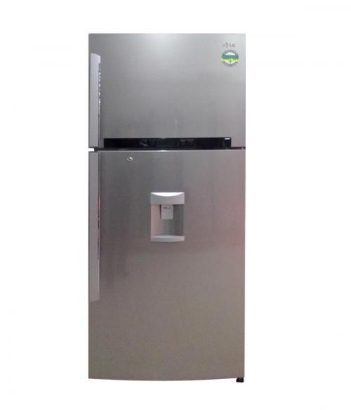 LG Double Door Refrigerator (GL-B612GLP:) - 491Ltr