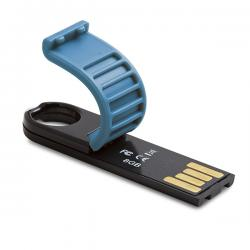 Verbatim 8GB Micro USB Flash Drive Plus - Blue