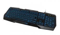 Prolink Illuminated Gaming Keyboard PKGS9001