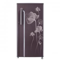 LG 190 Ltr. Single Door Refrigerator Graphic Heart - (GL-B205KGHQ)