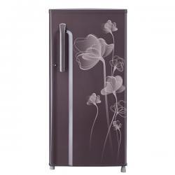 LG 190 Ltr. Single Door Refrigerator Graphic Heart - (GL-B205KGHQ)