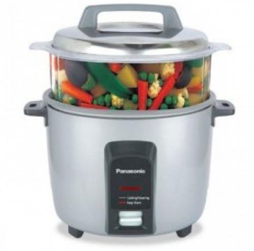 Panasonic Rice cooker (SR 942 D-Silver) - Normal