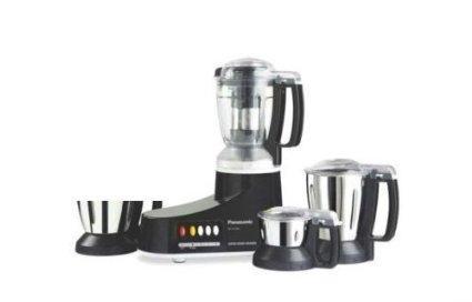 Panasonic Mixer Grinder (Black) - MX-AC400(Black)