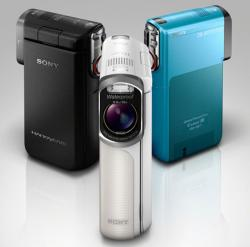 Sony Waterproof HDR-GW77 Handycam - (HDR-GW77)
