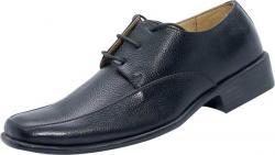 Plain Black Sole Shoe (SS-M173)