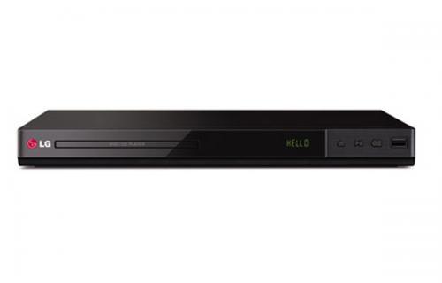 LG DVD Player (DP-432) - 5.1Ch