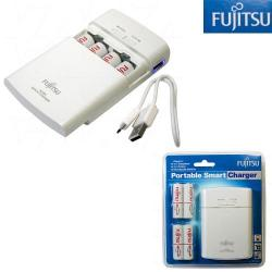 Fujitsu Rechargeable 1900mah USB Portable Charger Powerbank