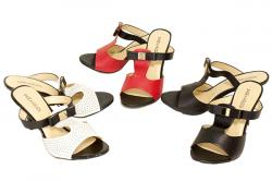 Orquidea Ladies High Heel Sandal - (SAH-025)