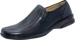 Designing Black Leather shoe (SS-M2768)