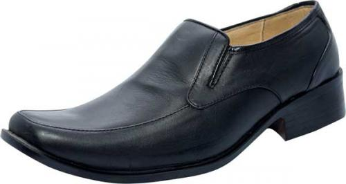 Lacefree Leather Shoe For Men (SS-M182)