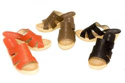 Ippalita Ladies Wedge Sandal - (SAH-023)