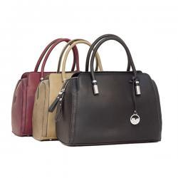 Fashionable GUS15C001-16 Maroon Ladies Bag - (GUS15C001-16)