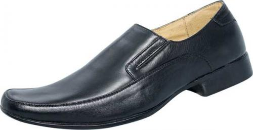 Plain normal Party Leather Shoe (SS-M2777)