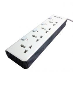 Huntkey Surge Protection 4 Sockets - (PZA402-2 )