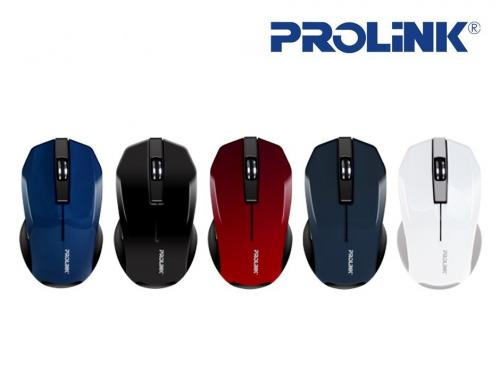 Prolink PMW6001 2.4GHz Wireless Optical Mouse