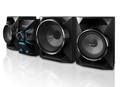 Sony MHC-GZX55D Mini HiFi 1600W Component System - (MHC-GZX55D)