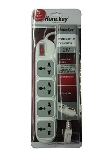 Huntkey Surge Protection 4 Sockets - (SZK-406)