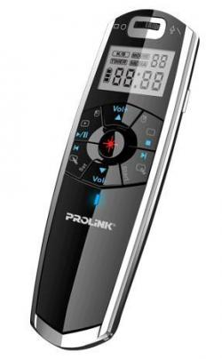 Prolink PWP103G 2.4 GHz Wireless Presenter with LCD Display