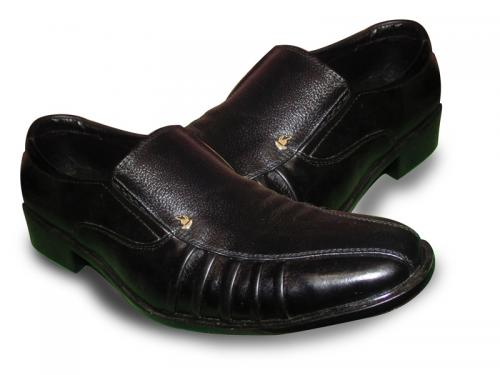 Leather Casual Party Shoes - (TK-642)