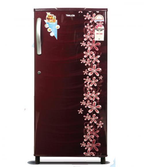 Yasuda Refirgerator (YVDS190WM) Wine Milange - 190Ltr.